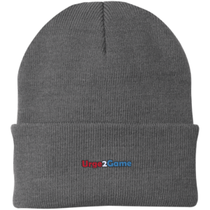 Urge2Game Beanie Grey
