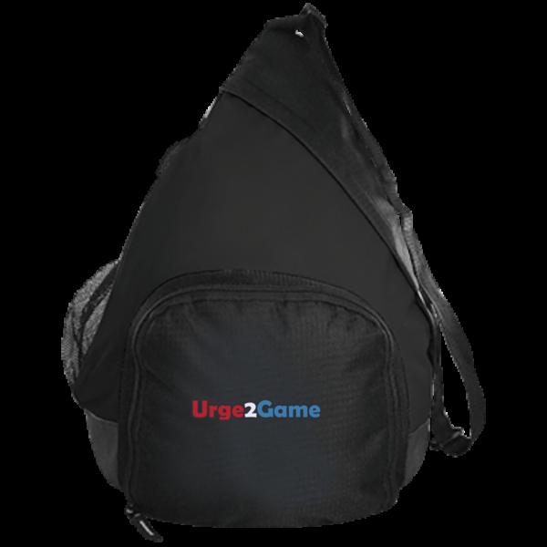 Urge2Game Active Sling Pack Black